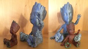 MEGA Baby Groot